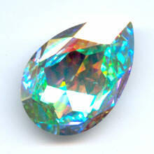 Swarovski Pear 4327 / 30x20mm Crystal AB