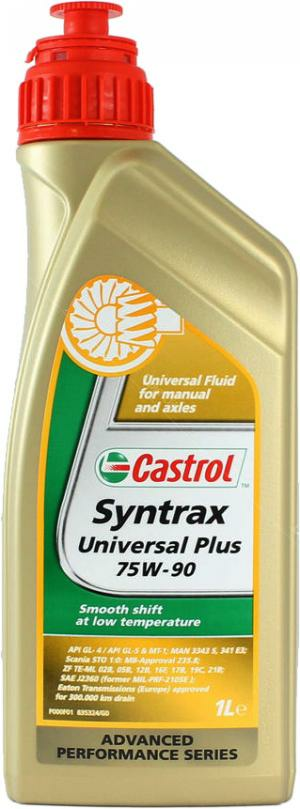 75W-90 SYNTRAX UNIVERSAL PLUS 1LTR