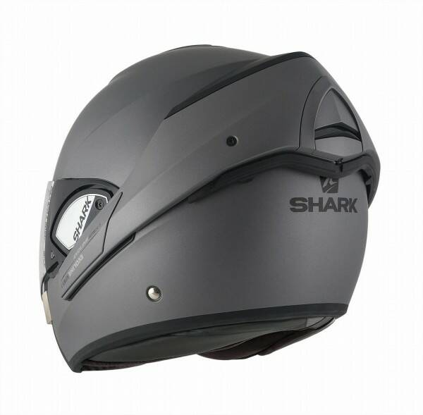Shark Evoline 3 SysteemHelm mat antraciet