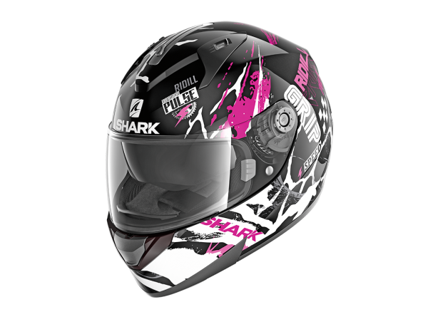 Shark Ridill 1.2 Drift-R zwart/roze/wit