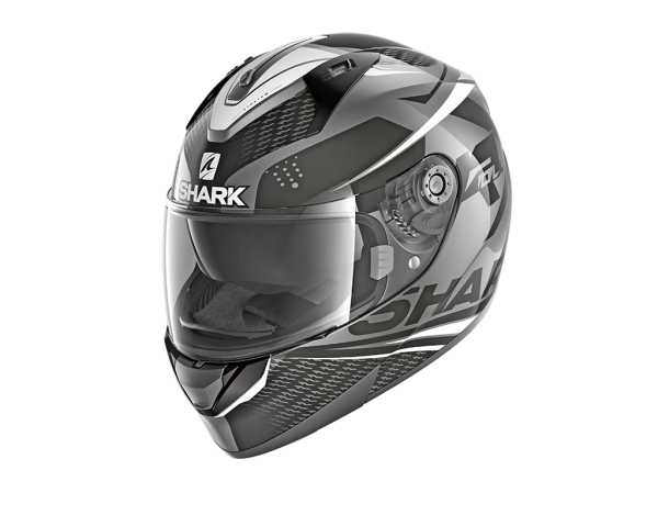 Shark Ridill 1.2 Stratom zwart/antraciet/wit