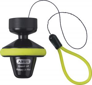 Abus VICTORY X-PLUS 68 YELLOW, ROLL UP