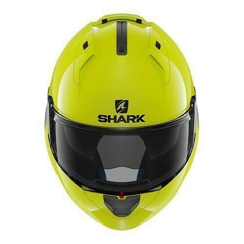 Shark Evo-One 2 Hi-Visibility fluo geel