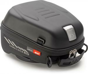 ST607B-EXPAND. THERMOFORMED SADDLE BAG 22 LTR