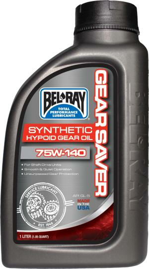 GEAR SAVER 75W-140 1L (SYNTHETIC)