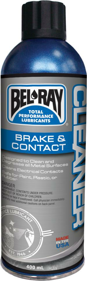 BRAKE & CONTACT CLEANER 400ML