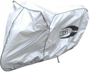 R&G SUPERBIKE OUTDOOR COVER SILVER