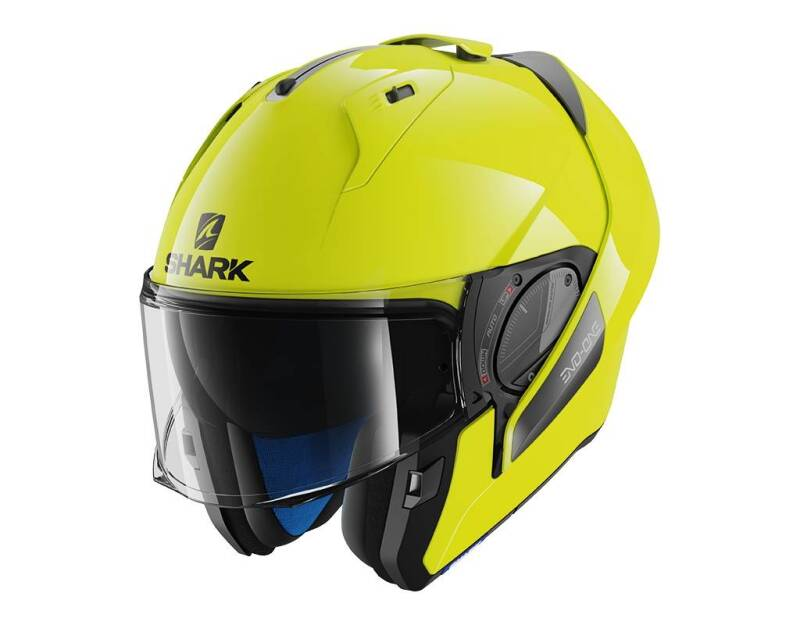 EVO-ONE 2 HI-VISIBILITY YELLOW BLACK YELLOW