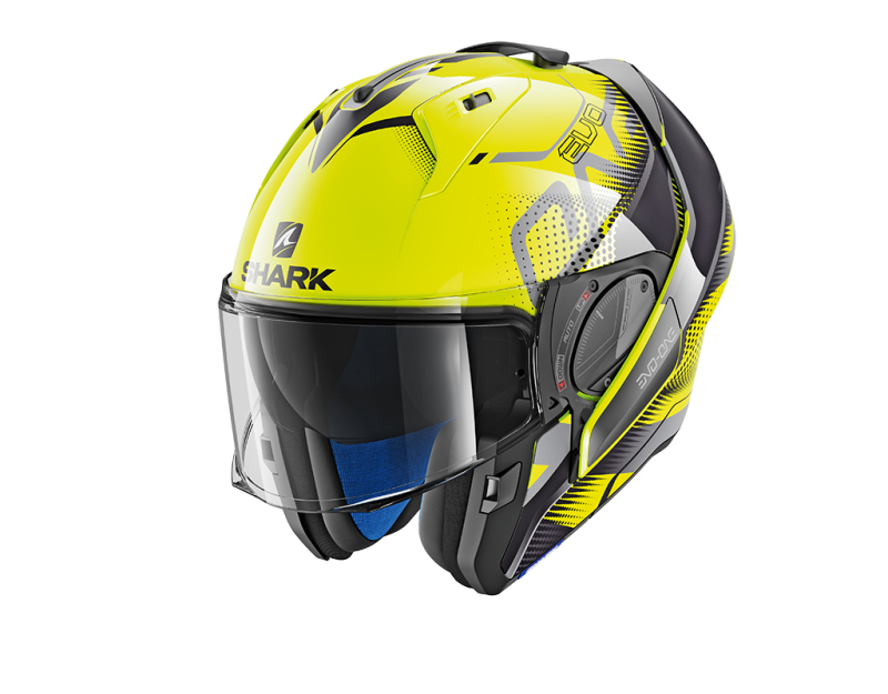 EVO-ONE 2 KEENSER YELLOW BLACK ANTHRACITE