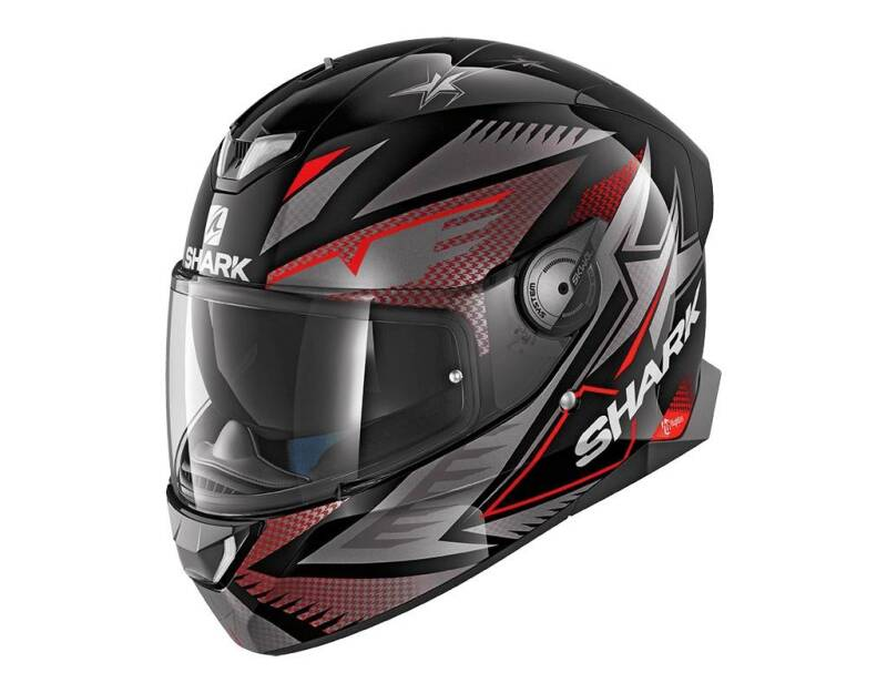 SKWAL 2 DRAGHAL BLACK ANTHRACITE RED