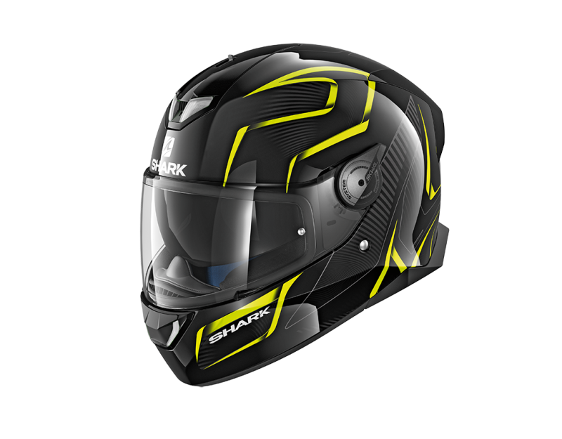 SKWAL 2 FLYNN WHT LED BLACK YELLOW ANTHRACITE