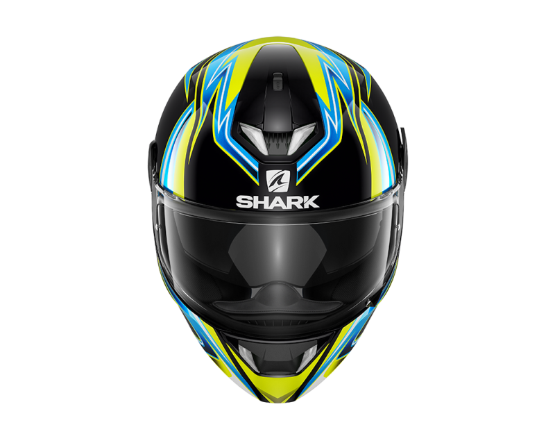 SKWAL 2 SYKES BLACK BLUE YELLOW