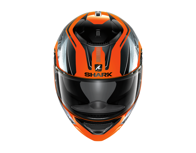 SPARTAN 1.2 KARKEN HV ORANGE BLACK BLACK