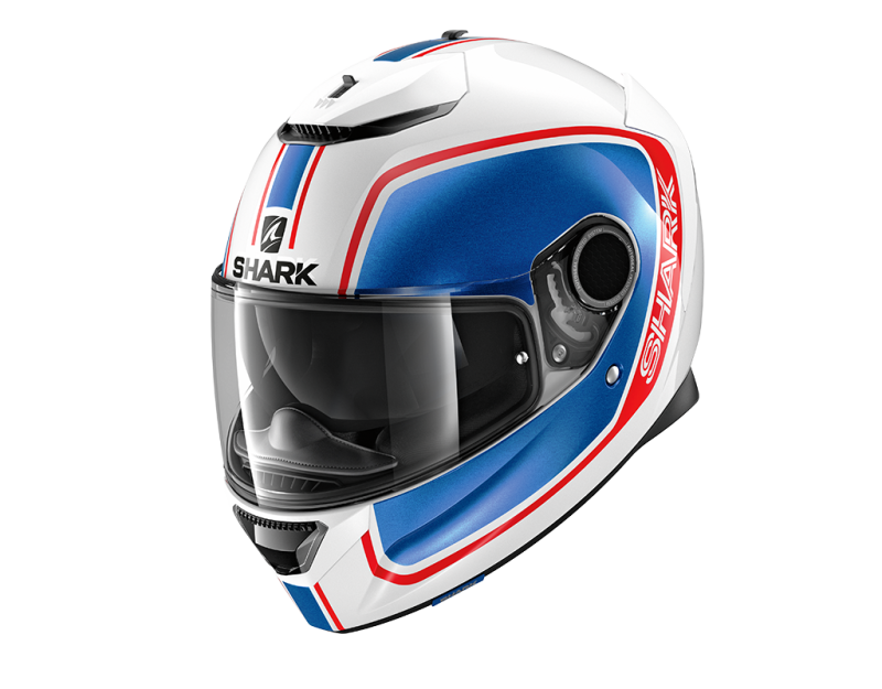 SPARTAN 1.2 PRIONA WHITE BLUE RED