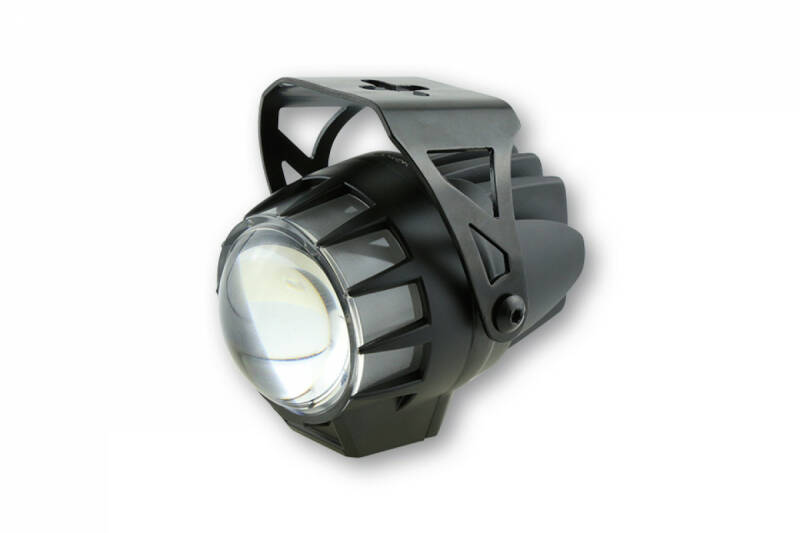 LED spotlight DUAL-STREAM, black