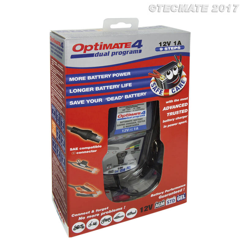 OPTIMATE 4 DUAL PROGRAM 1A