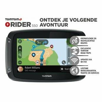 TomTom Rider World 550