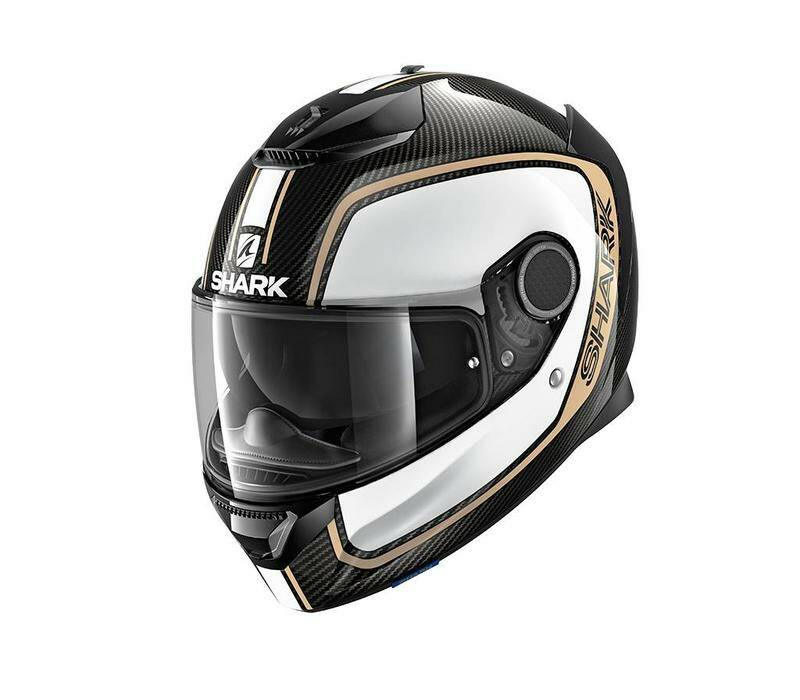 Shark Spartan Carbon 1.2 Priona DWQ Helm
