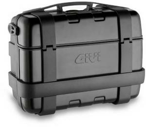 TRK33BPACK2- SIDE-CASE 33 LT BLK SET 2P
