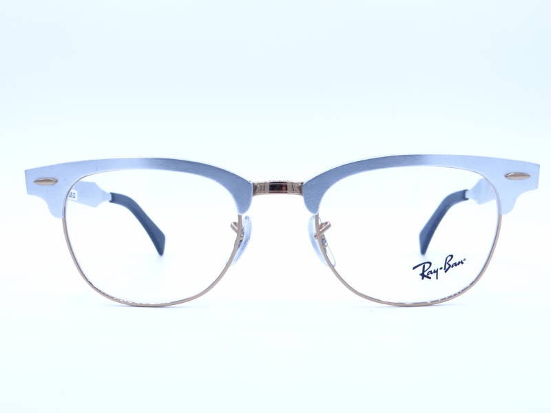 RayBan RB 6295 2806 Brushed Silver 51-21