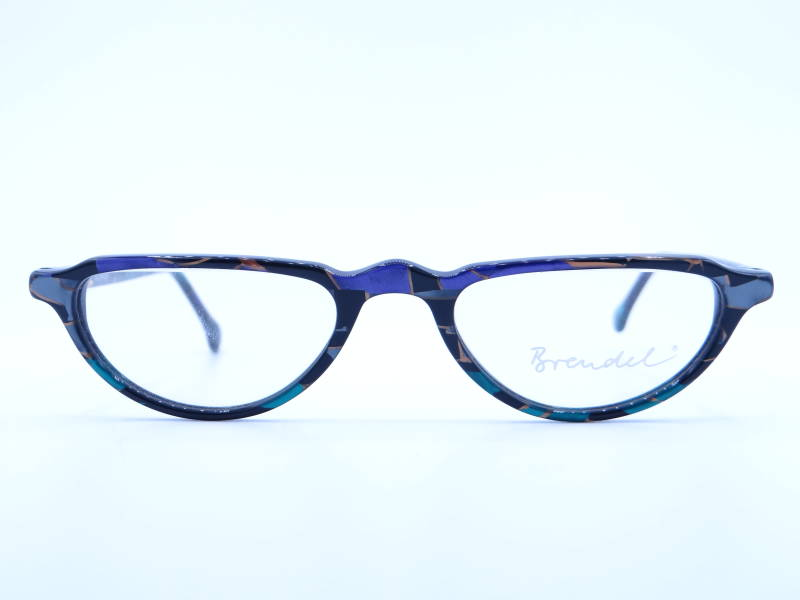 Brendel 4025 col 272 Look-over  Half eye