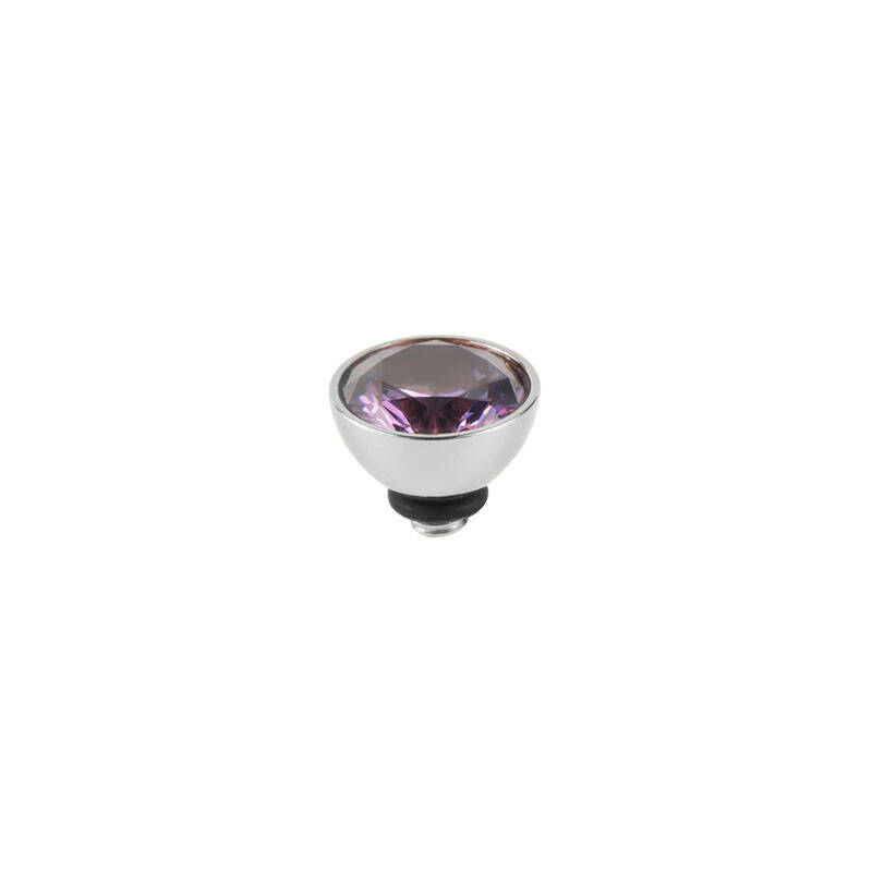 daNicci Beauty 5 mm Silver Purple