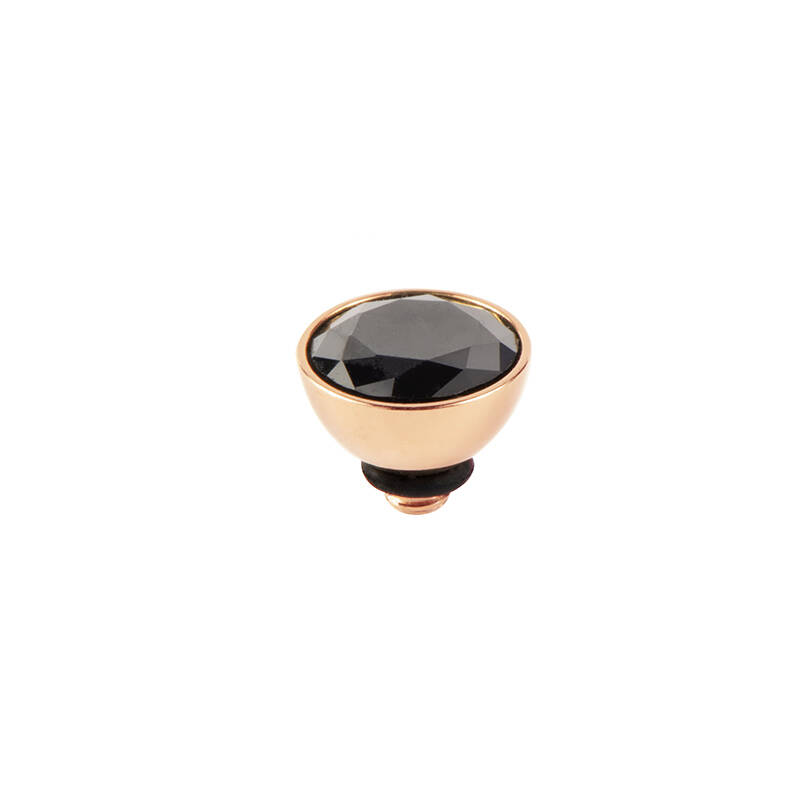 daNicci Beauty 7mm Rose´-Gold Black