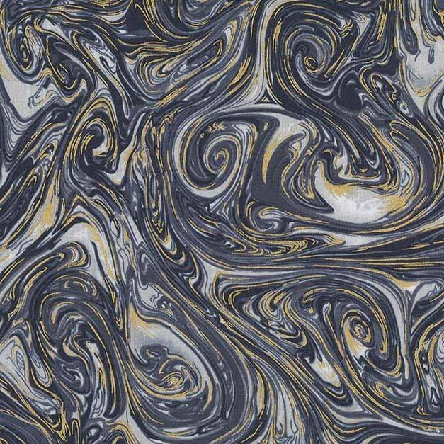 Basics with metallic Marble with metallic - CM1087-CLAY-D
