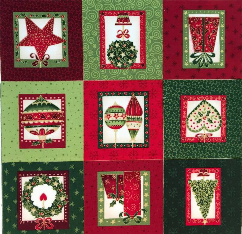 Christmas labels 11