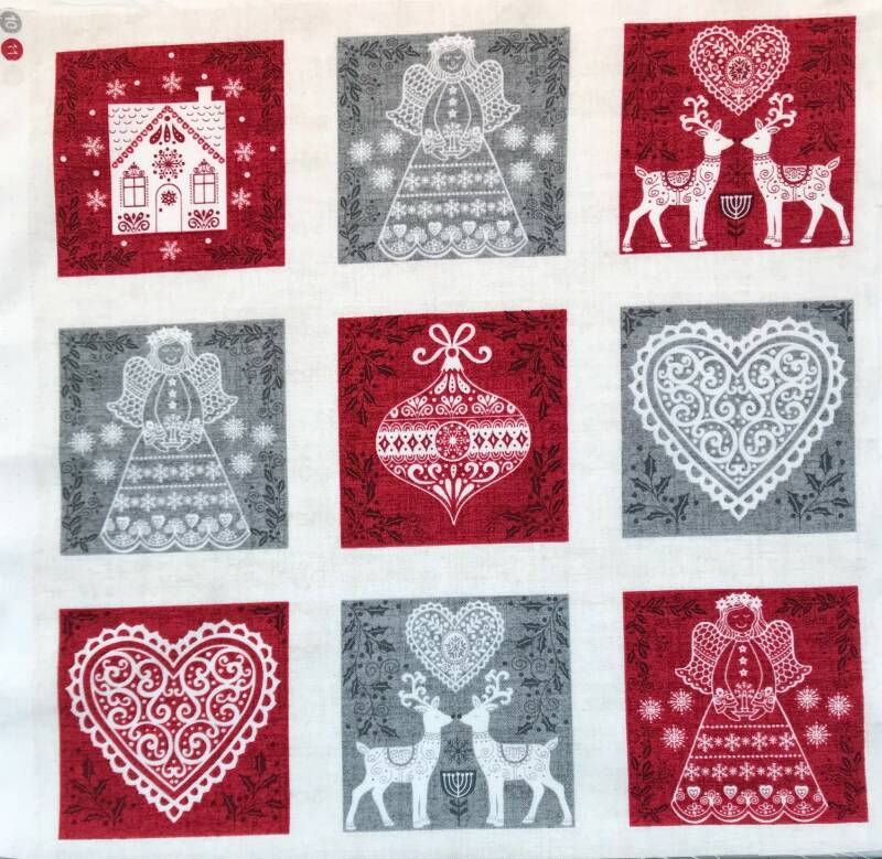 Christmas labels 13