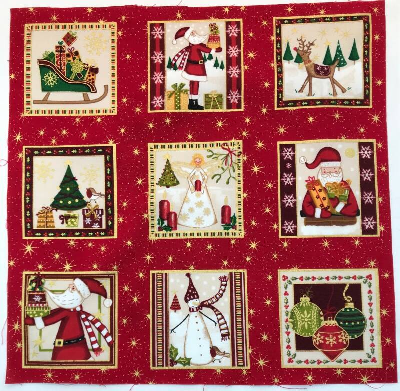 Christmas labels 16