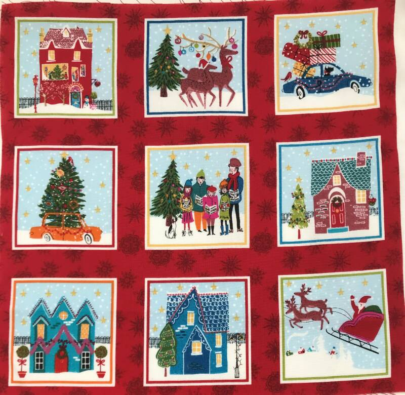Christmas labels 20