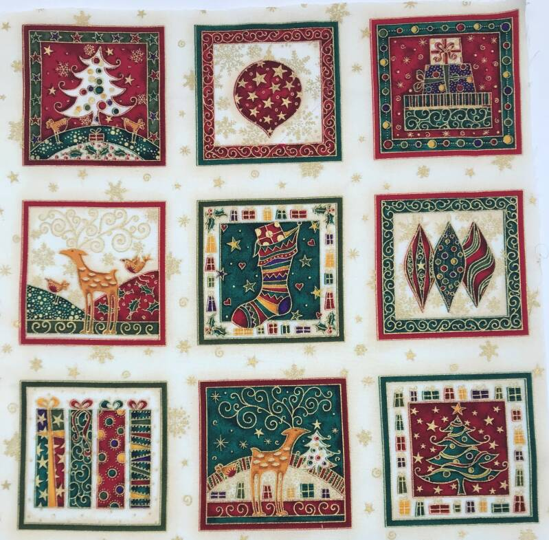 Christmas labels 22
