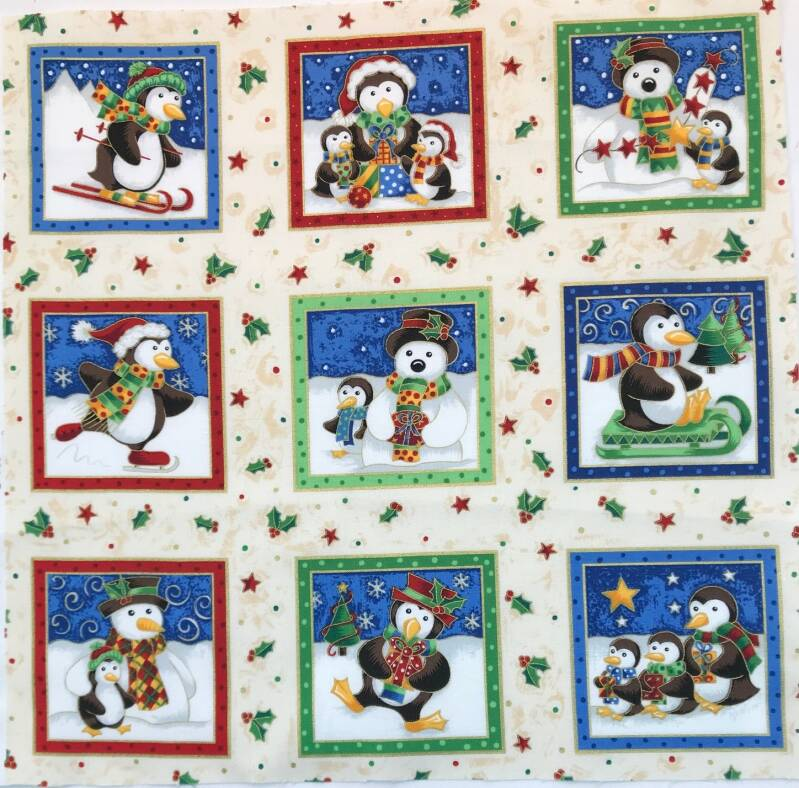 Christmas labels 6
