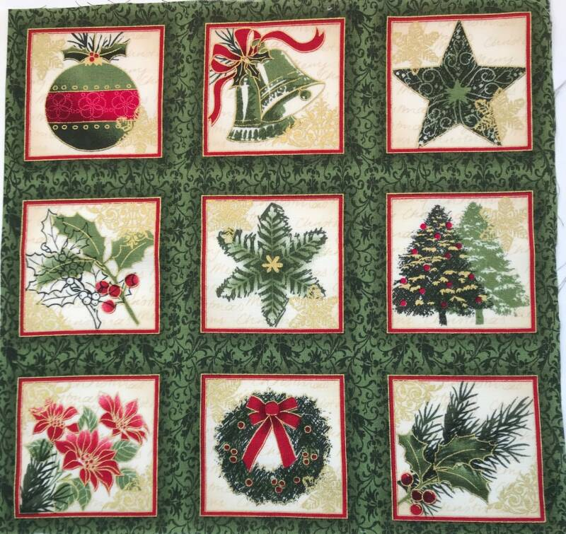 Christmas labels 8
