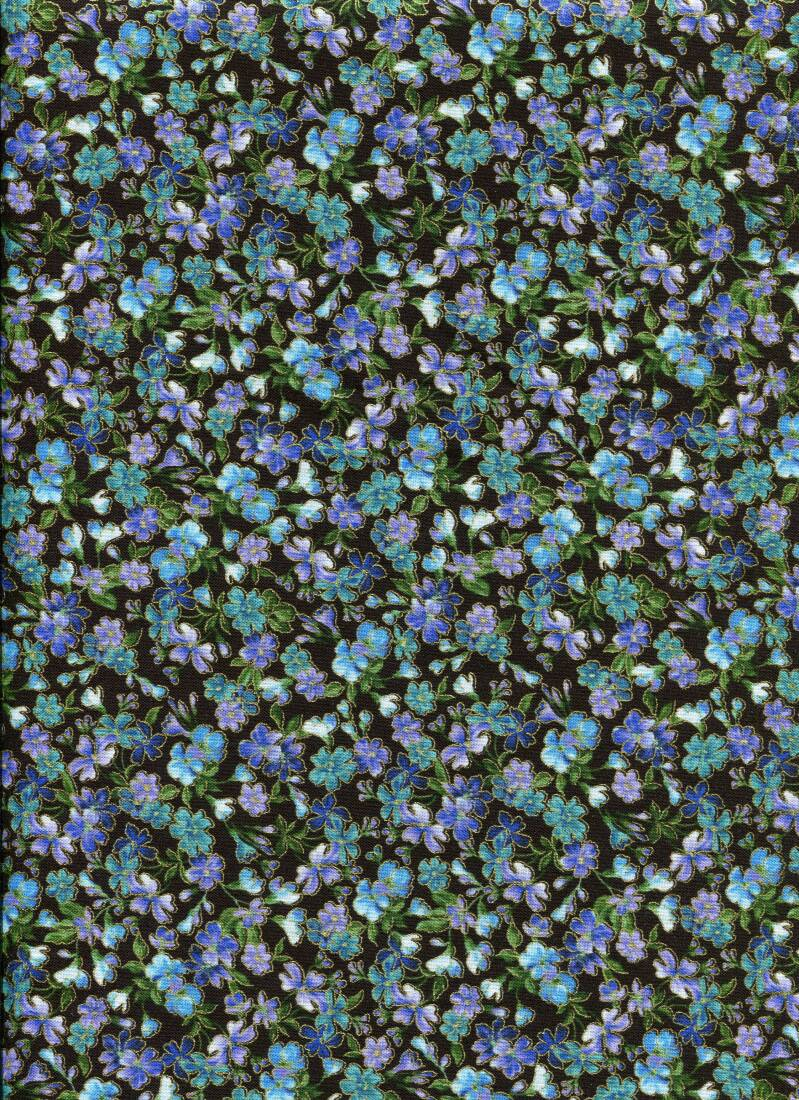 Flowers flo 39 long quarter 23x110cm