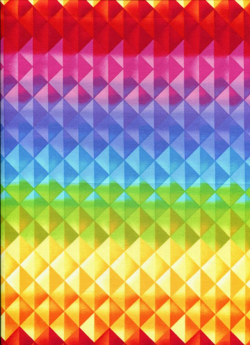Geometric multi color