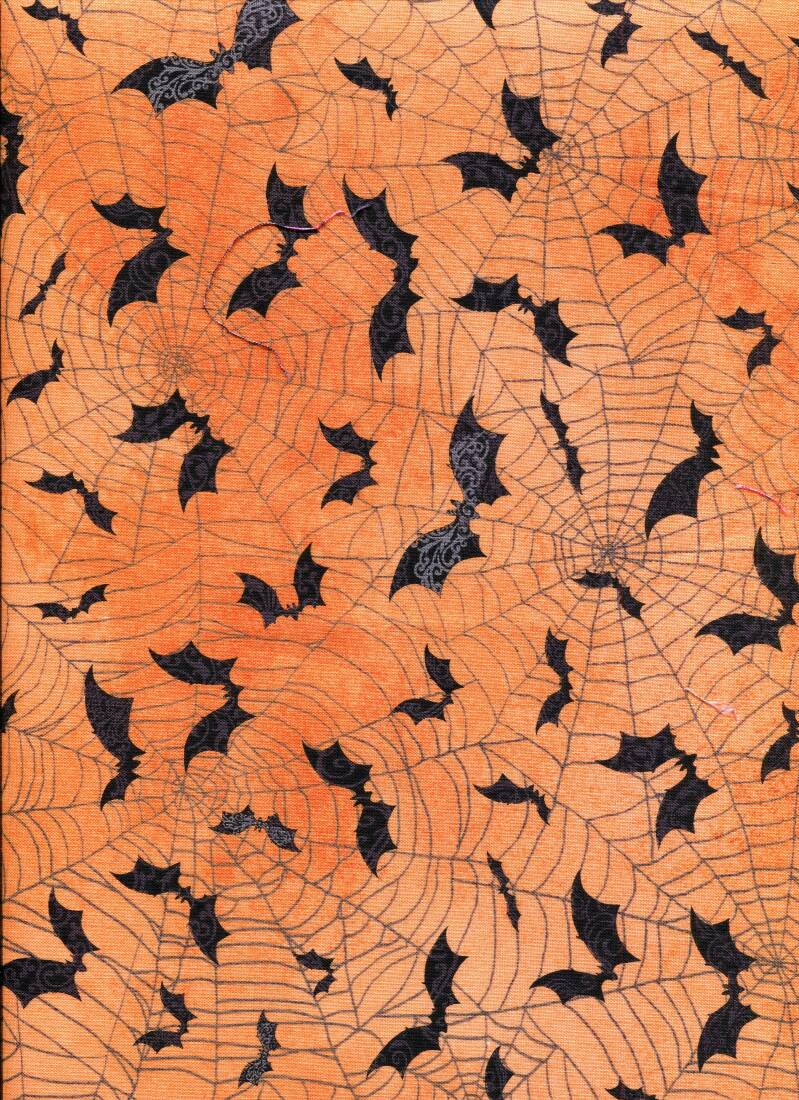 Halloween hal 5 long quarter 23x110 cm