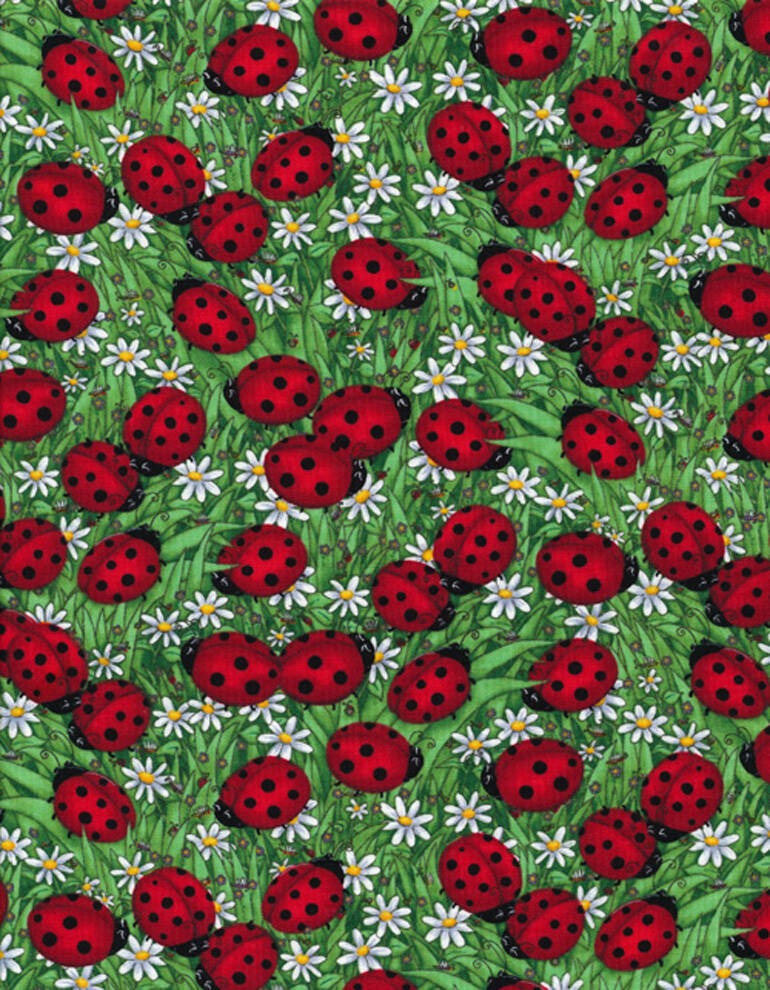 Insects DEBI-C1175-GREEN