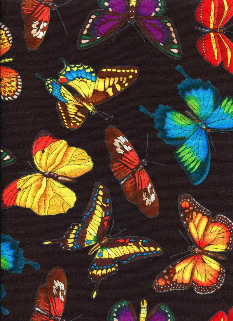 Insects ins 14 long quarter 23x110cm