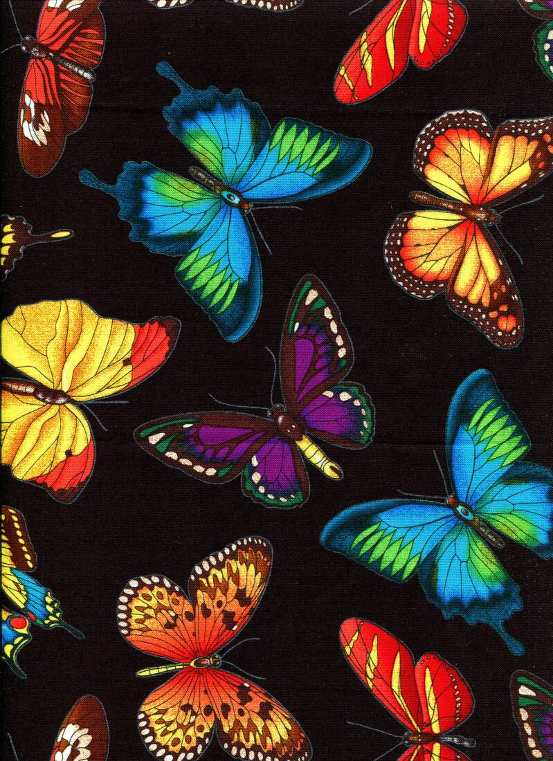 Insects ins A 1/3 meter=34x110cm