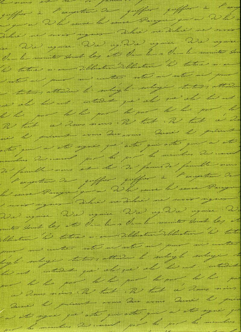 Library script olive