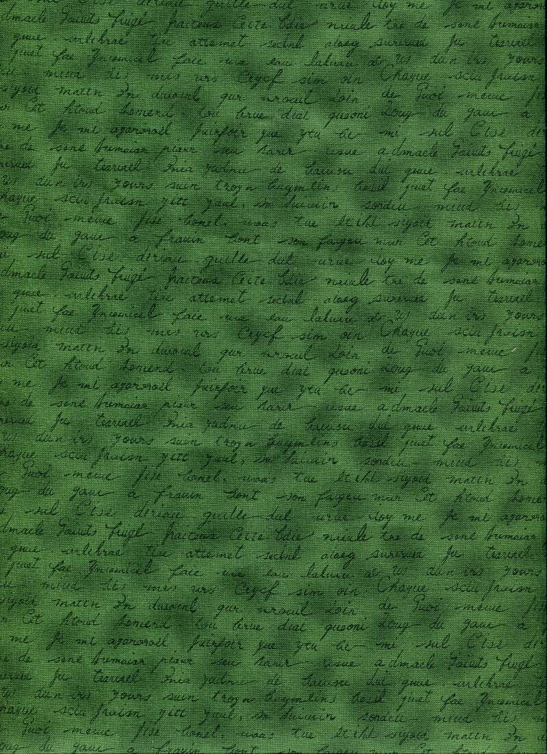 Library script green bottle