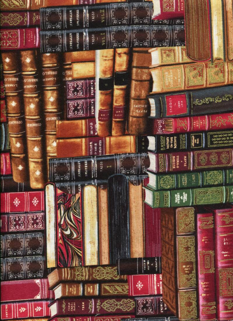 Library lib 7 long quarter 23x110cm