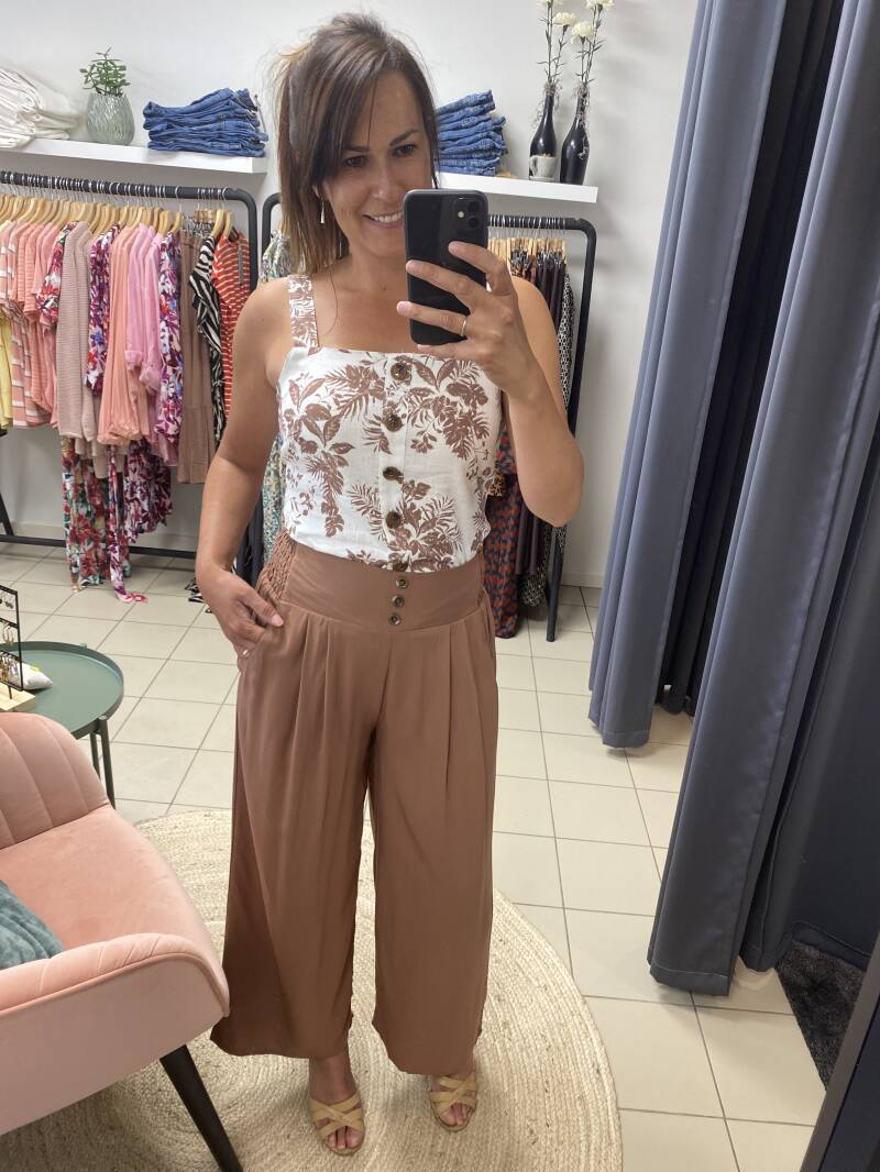 Gurli crop pants