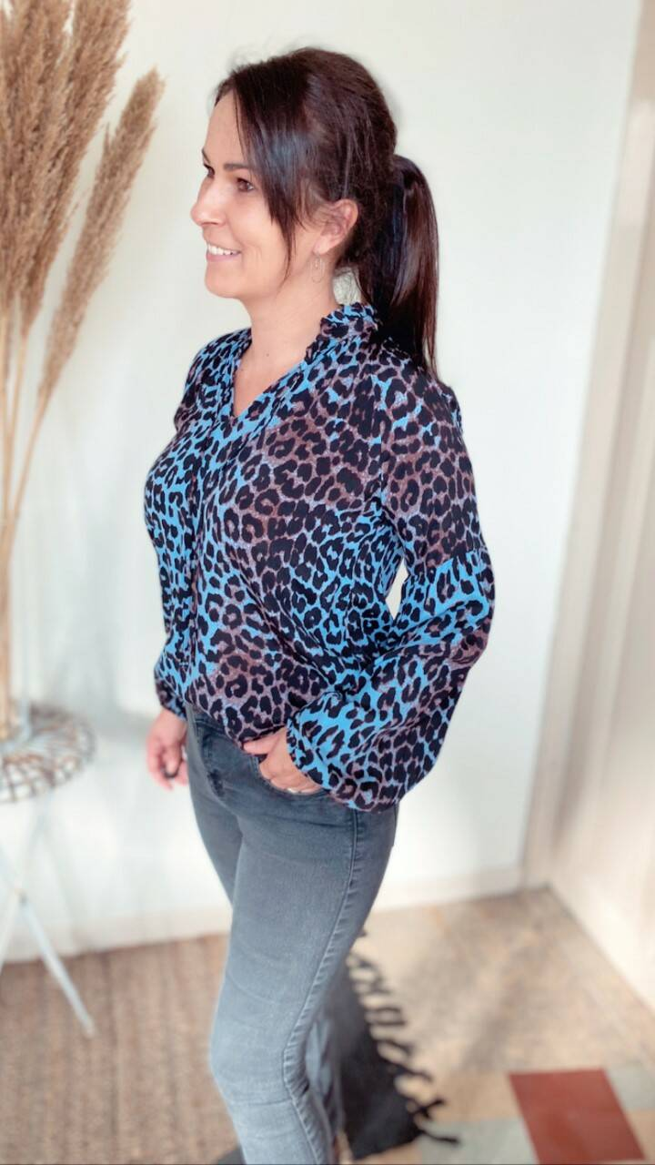 Flaminia blouse