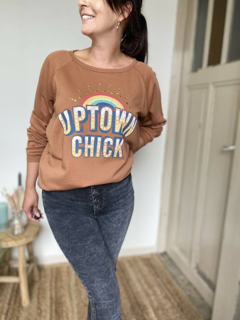 Sweater Uptown Chick