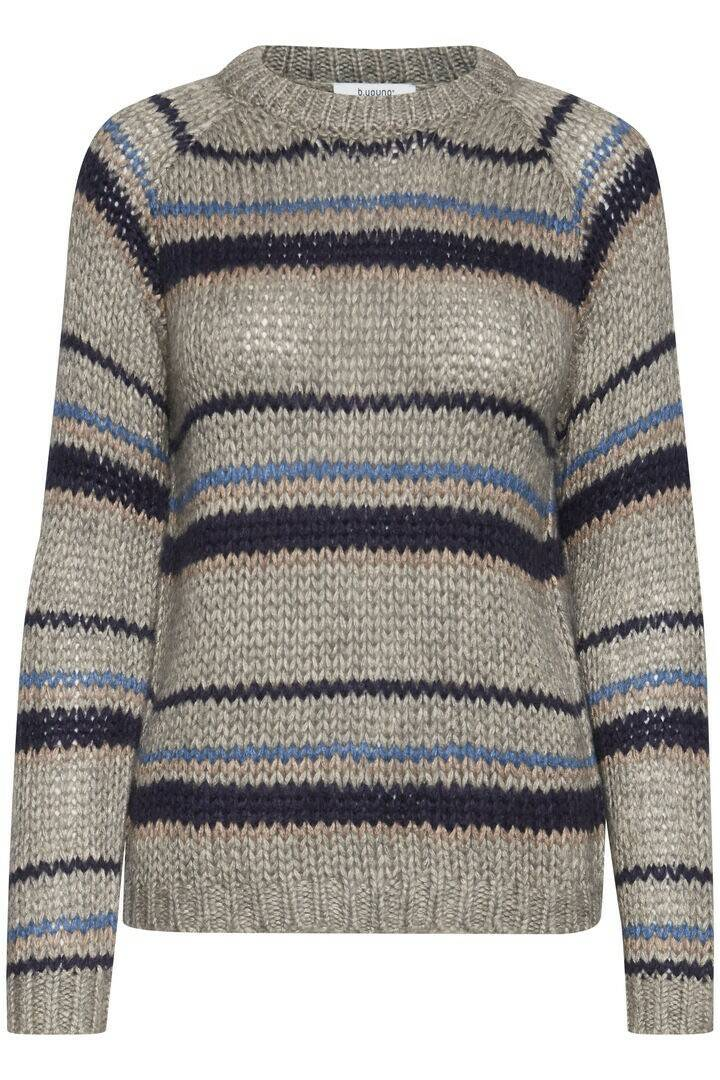 Nalbo stripe jumper