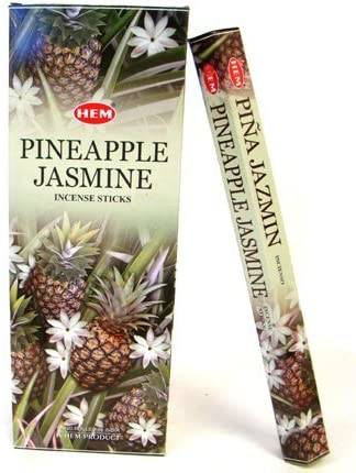 Pineapple jasmin