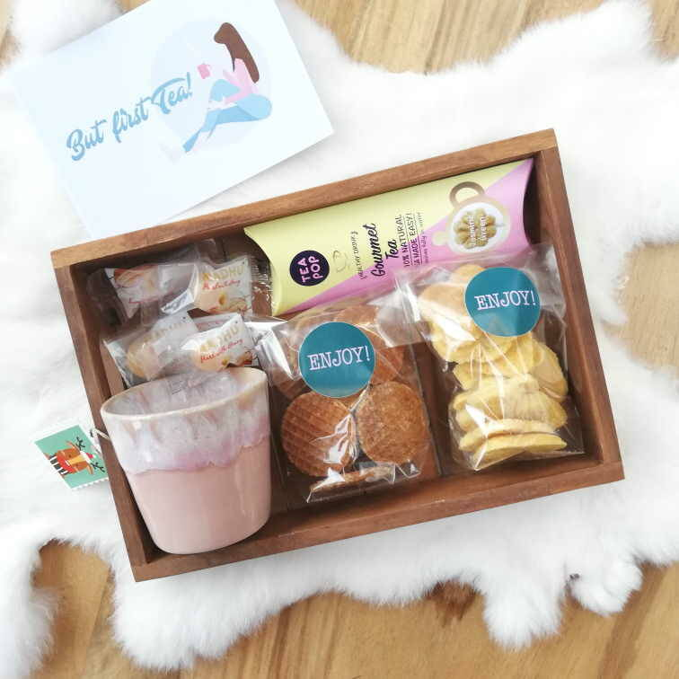 Gift set Tea pop
